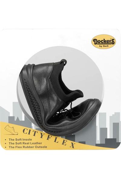 Dockers By Gerli 227225 9Pr Siyah Erkek Bot