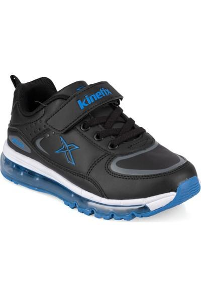 Kinetix Lonaır 9Pr Siyah Erkek Çocuk Koşu Ayakkabısı