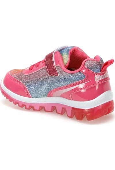 Kinetix Sıma 9Pr Fuşya Kız Çocuk Sneaker Ayakkabı