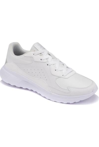 Kinetix Salus 9Pr Beyaz Erkek Koşu Ayakkabısı