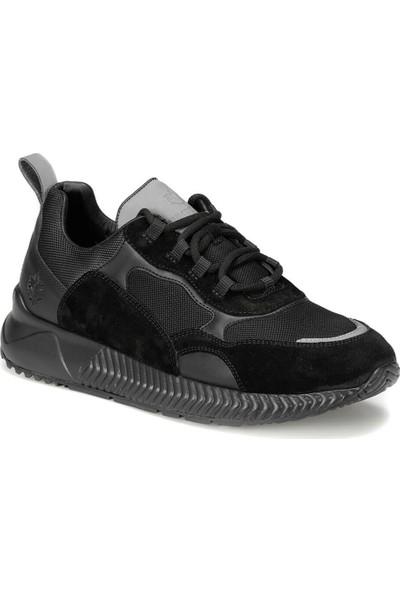 Lumberjack Valencıa 9Pr Siyah Erkek Sneaker Ayakkabı