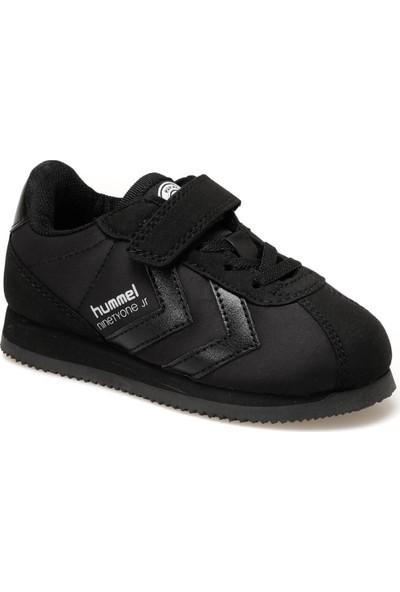 Hummel Nınetyone Jr Sneaker Siyah Unisex Çocuk Sneaker Ayakkabı