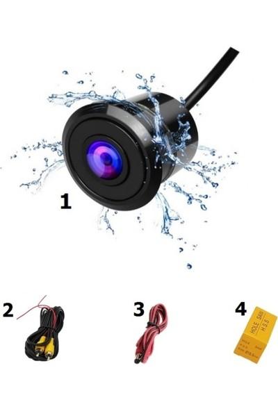 Wondex Hd Multi-Fonksiyonel Araç Geri Vites Geri Görüş Kamerası