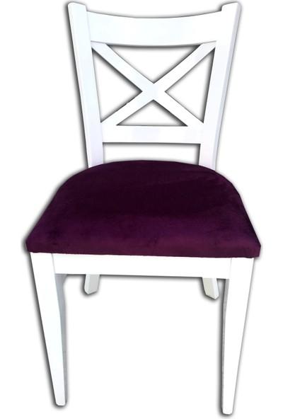 Bengi Sandalye Çapraz Papel 1 adet