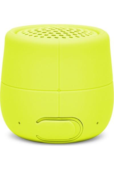 Lexon Mino x Suya Dayanıklı Bluetooth Hoparlör Sarı LA120Y9