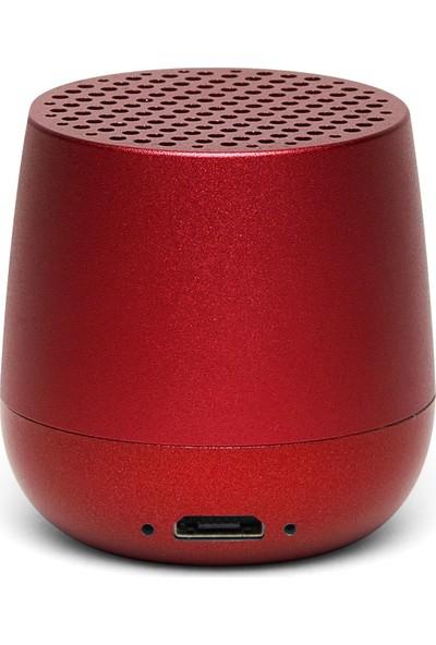 Lexon Mino Bluetooth Tws Hoparlör Kırmızı LA113TR