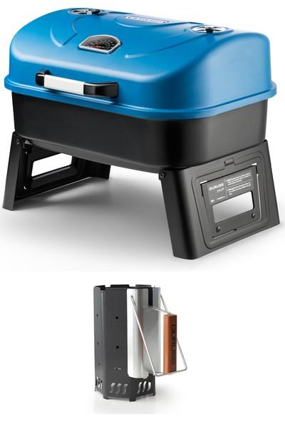 Guruss Go&grill Mega Pack Mavi