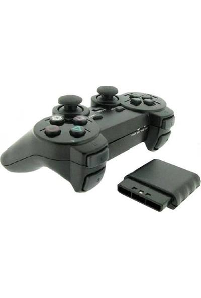 Platoon PL-2860 Kablosuz PS2-PS3-Pc Uyumlu Oyun Kolu