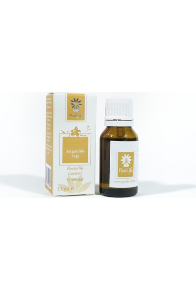Panlife Akgünlük (Frankincense) Yağı 15 ml