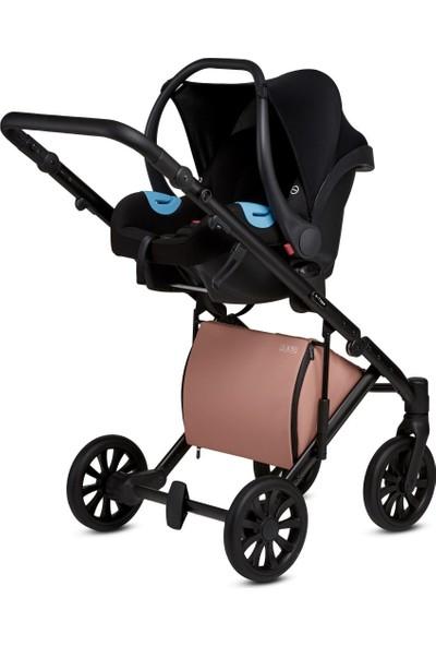 Anex® e/type - 3'ü 1 Arada Bebek Arabası Seti - Şeftali