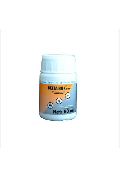 Delta Rok Sc 50 50 ml Karasinek Sivrisinek Hamam Böceği