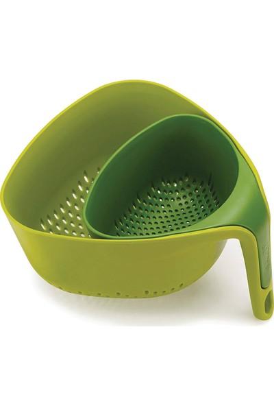 Josephjoseph 40093 Nest Colanders - Green / Süzgeç