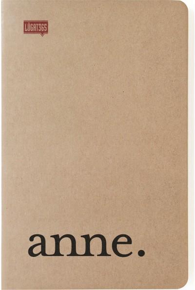 Lûgat365 Anne Defter