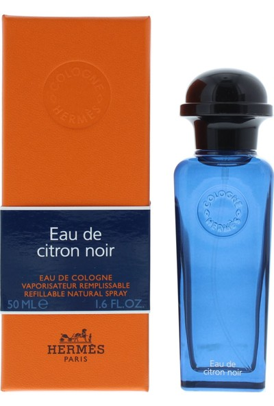 Hermes Eau De Citron Noir Edc Kolonya 50 ml