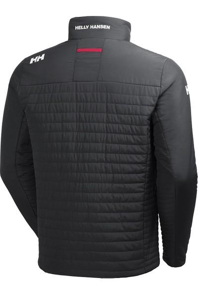 Helly Hansen Hh Crew Insulator Jacket Hha 54344 Hha 980 Xxl Erkek Abanoz Rengi Giyimara Katman