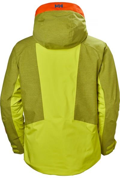 Helly Hansen Hh Sogn 2 0 Jacket Hha 65651 Hha 350 S Erkek Sarı Giyim Teknik Mont
