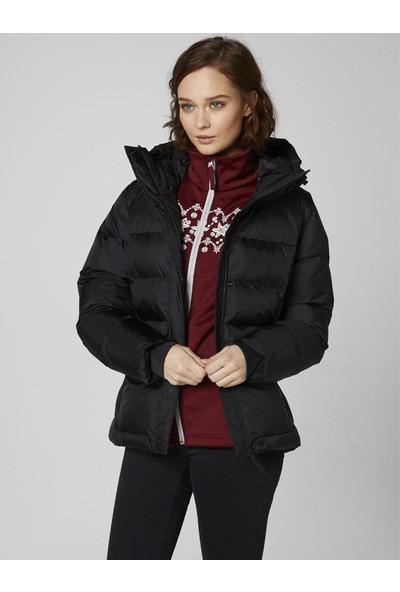 Helly Hansen Hh W Stellar Puffy Jacket Hha 53216 Hha 990 M Kadın Siyah Giyim Mont