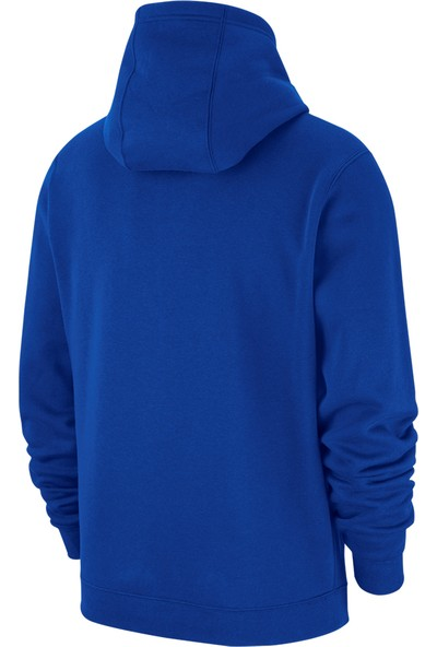 Nike AR3239-463 FLC Club19 Hoodie Kapüşonlu Sweatshirt