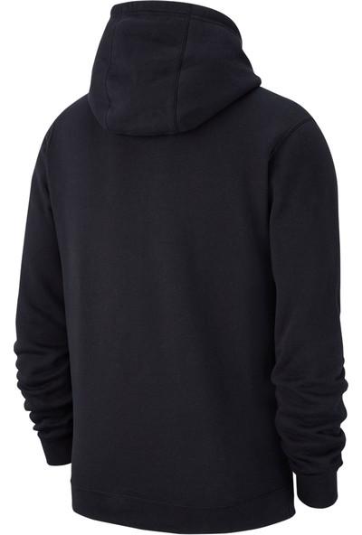 Nike AR3239-010 FLC Club19 Hoodie Kapüşonlu Sweatshirt