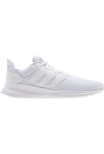 Adidas Runfalcon Beyaz Erkek Koşu Ayakkabısı G28971