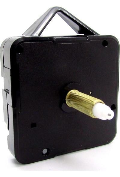 Aypaş Akar Sessiz Saat Motoru (16,5 mm) Ve Mekanizması (Set)