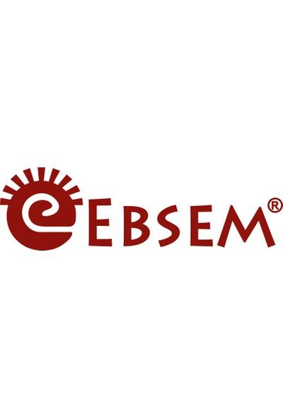 Ebsem - Cam Nazar Boncuklu Figürlü Anahtarlıklar ( Balık )