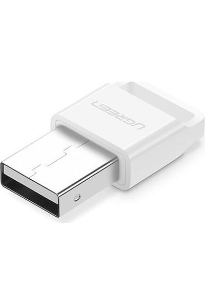 Ugreen USB Bluetooth Adaptör - Beyaz