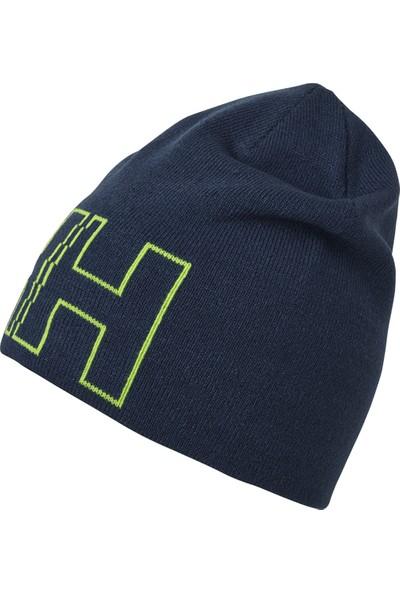 Helly Hansen Hh Outlıne Beanıe Hha 67147 Hha 603 Unisex Mavi Giyim Şapkalar