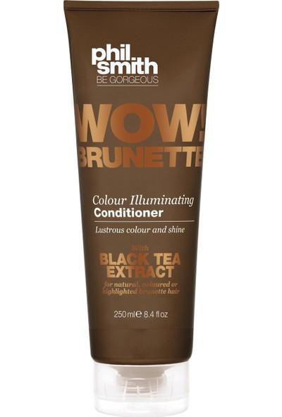 Phil Smith Wow Brunette Colour Illuminating Conditioner 250 ml