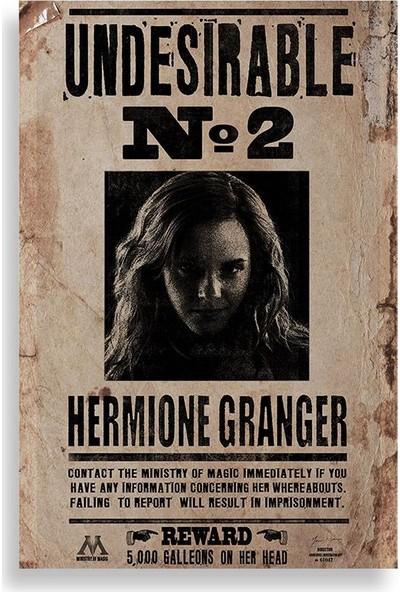 Hermione Granger Aranıyor Posteri - Harry Potter
