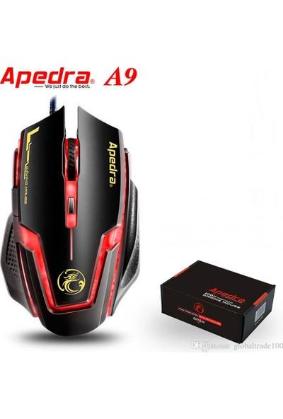 Apedra A9 Oyuncu Mouse 3200 DPI