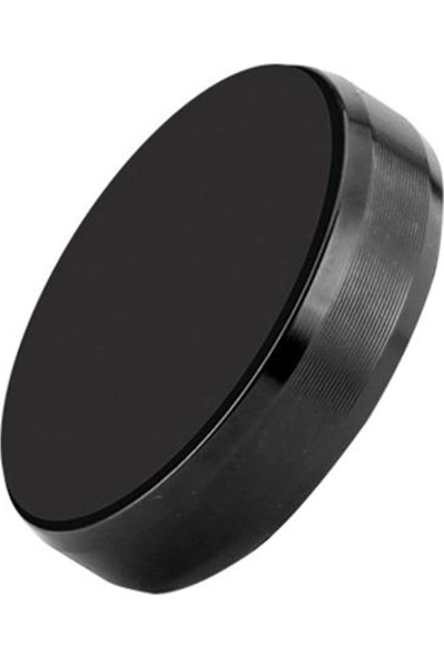 Dreamcar Mıknatıslı Metal Gövde Yapıştırma Telefon Tutucu Siyah