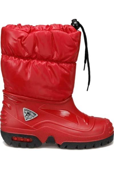 Spirale F08709Spı - 00277500 Kırmızı Kız Çocuk Yağmur Çizmesi