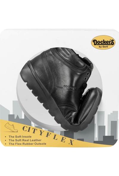 Dockers By Gerli 227007 9Pr Siyah Erkek Bot