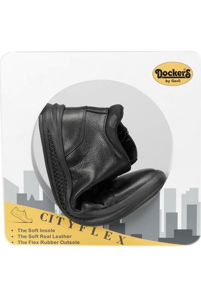 Dockers By Gerli 227226 9Pr Siyah Erkek Bot