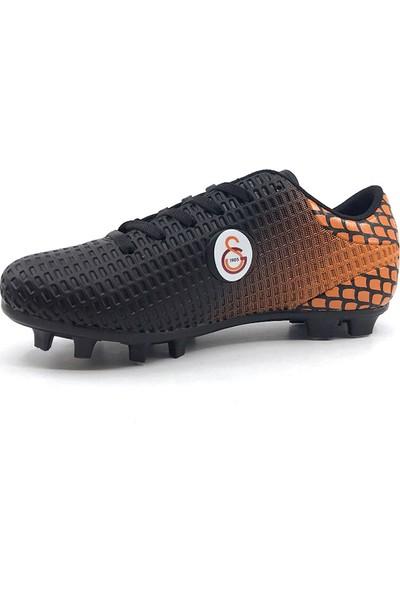 Kinetix Sergi Ag Gs 100431250 Siyah-Sarı Erkek Krampon Ayakkabı