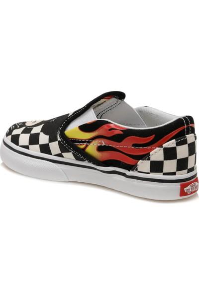 Vans Td Classic Çok Renkli Unisex Çocuk Slip On Ayakkabı
