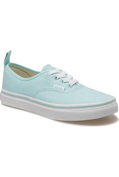 Vans Uy Authentic Elastic Lace Mavi Kız Çocuk Sneaker Ayakkabı