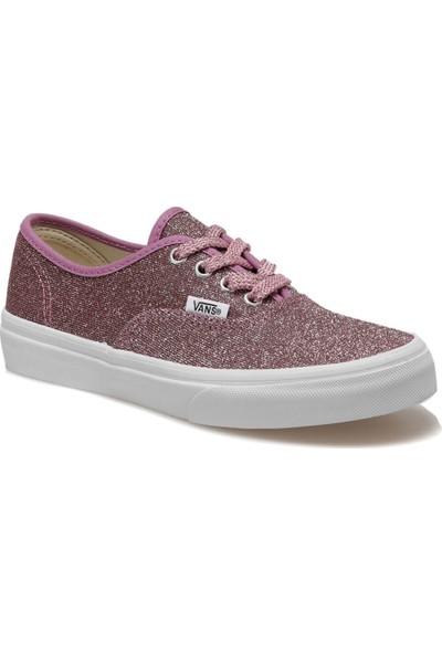 Vans Uy Authentic Pembe Kız Çocuk Sneaker Ayakkabı