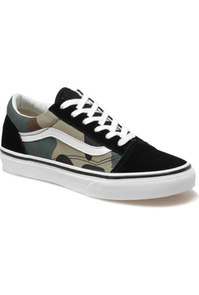 Vans Uy Old Skool Siyah Erkek Çocuk Sneaker Ayakkabı