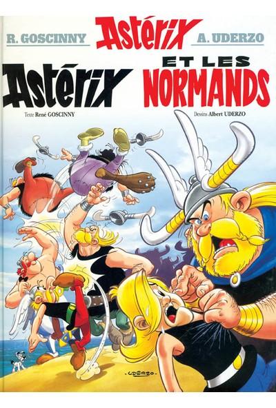 Asterix 9: Asterixet Les Normands