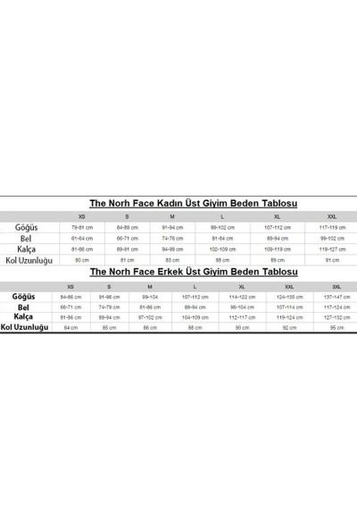 The North Face Waterproof Fanorak Erkek Mont Haki Siyah