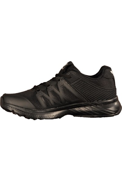 Walkway 1785 Siyah Kadın Spor Ayakkabı