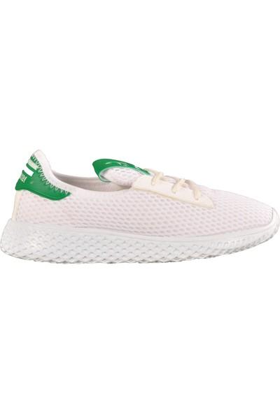 Cosby 034 Beyaz Çocuk Spor Ayakkabı