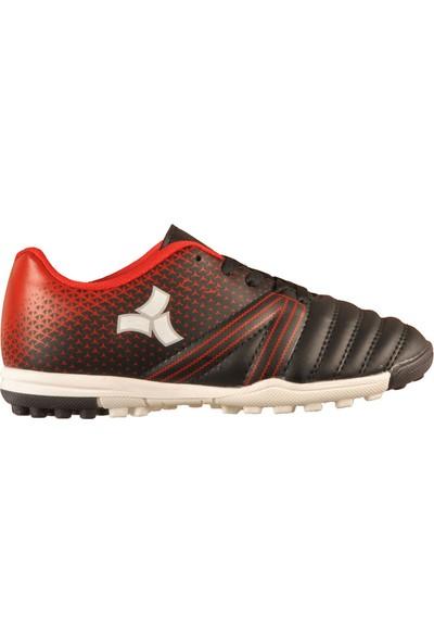 Twingo 212 Siyah-Kırmızı Çocuk Spor Ayakkabı