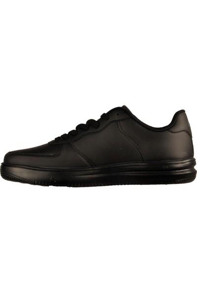 Nstep Juniper Siyah Erkek Spor Ayakkabı