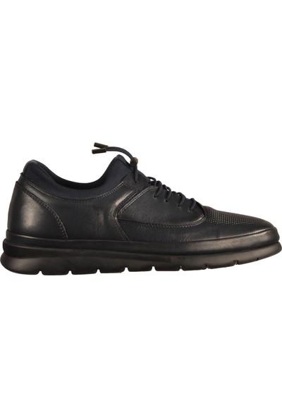 James Franco 5192 Lacivert Erkek Günlük Ayakkabı