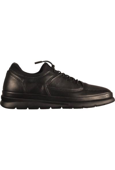 James Franco 5192 Siyah Erkek Günlük Ayakkabı