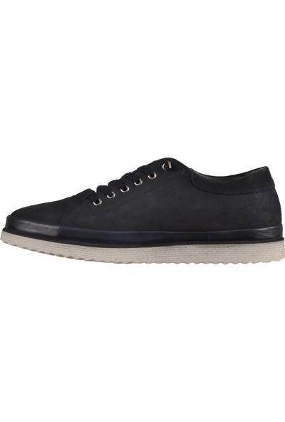 Goes 492 Lacivert -Beyaz Erkek Günlük Ayakkabı