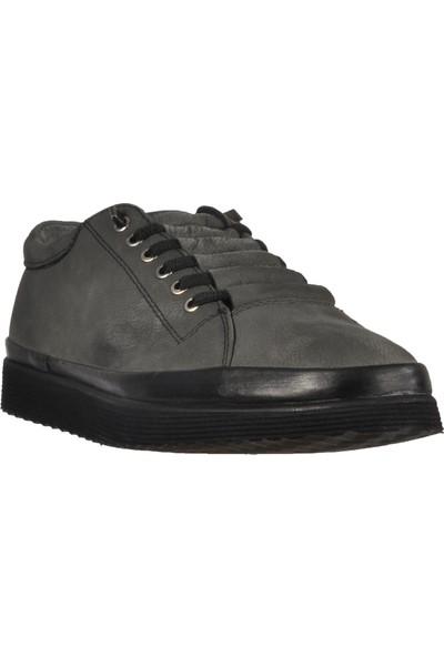 Goes 492 Gri Erkek Günlük Ayakkabı